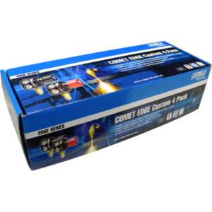 COMET EDGE Custom 4 Pack, ESS4 Oxy/Acet