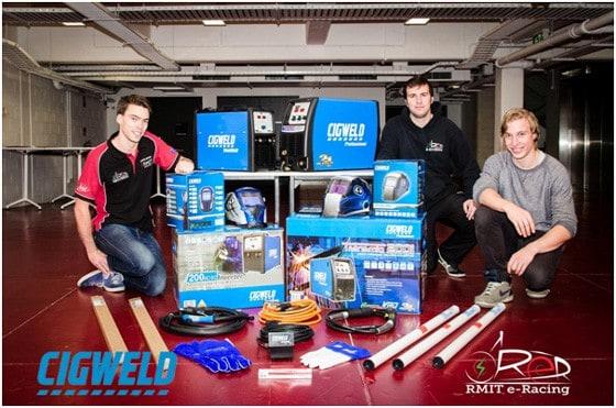 RMIT Electric Racing - Melbourne
