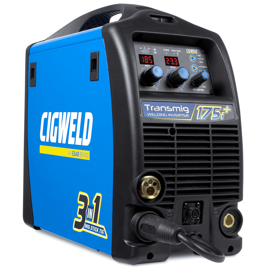Transmig 175i Cigweld Also 220 Volt Welder To Generator Adapter On Cord Wiring Welding Equipment