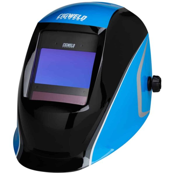 ProPlus Digital Auto Darkening Helmet Blue