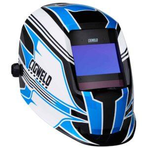 ProPlus Digital Auto Darkening Helmet Pro Racer
