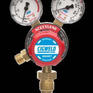 CutSkill Acetylene Regulator VI 150kPa