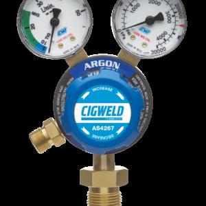 CutSkill Argon Regulator VI 40LPM