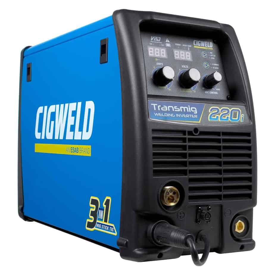 Transmig 220i Cigweld Image 50 Amp Welder Plug Wiring Download Welding Equipment