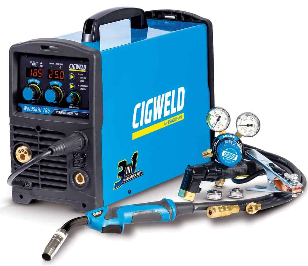 Welding Equipment · Welding Machines WeldSkill 185