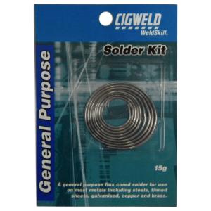 GP Solder Kit Handipack