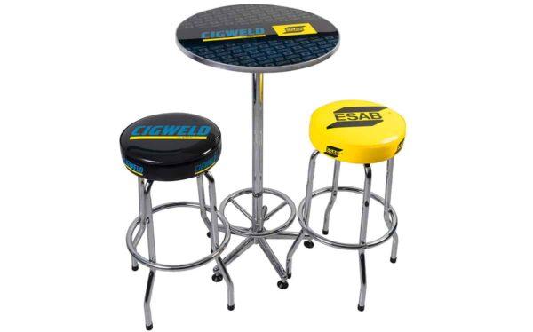 Bar Table & Stools Set