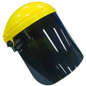 Faceshield Complete Polycarbonate High Impact - Shade 5