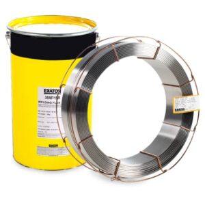 EXATON submerged arc wires & fluxes (SAW)