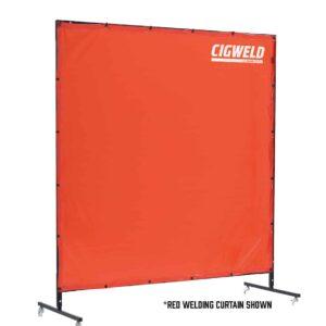 WeldSkill Welding Curtain Frame