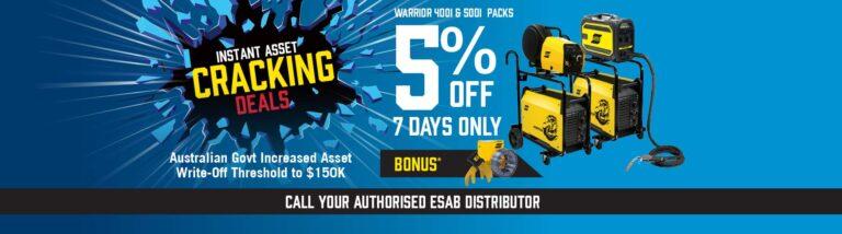 Instant Asset Warrior